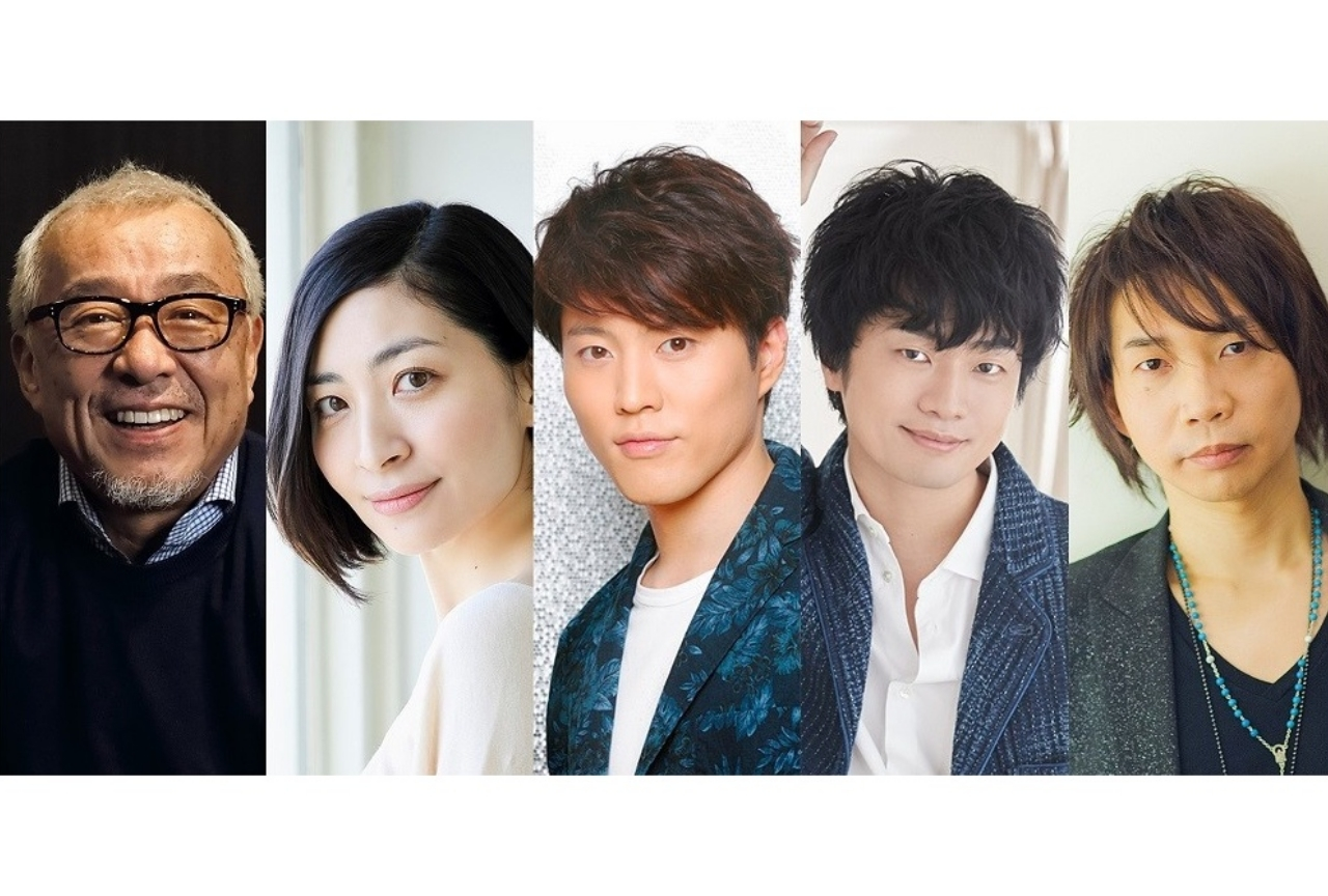 TVアニメ『織田シナモン信長』全編実写ティザーPV&追加声優陣5名が解禁