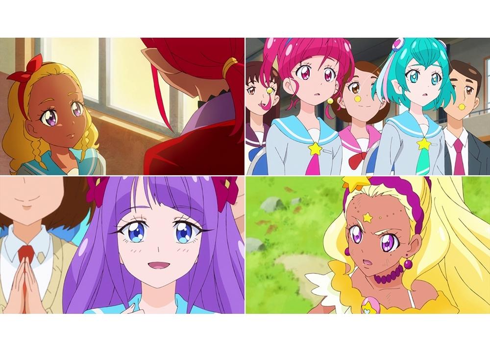 『スタプリ』第39話「えれな大ピンチ!テンジョウ先生のワナ!」より先行カット公開!