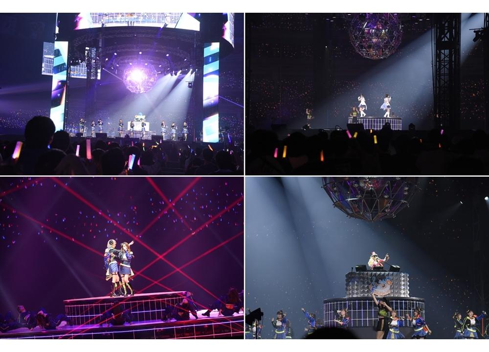 『アイマスCG』7thライブツアー名古屋公演1日目の公式写真とセットリスト公開