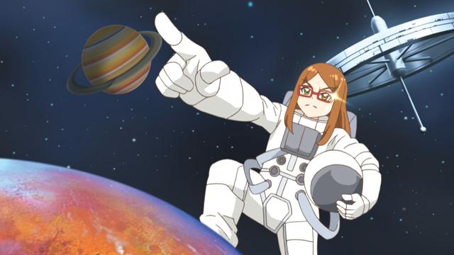 キラッとプリ☆チャン第84話ロケットハート! 宇宙に届け! だもん!