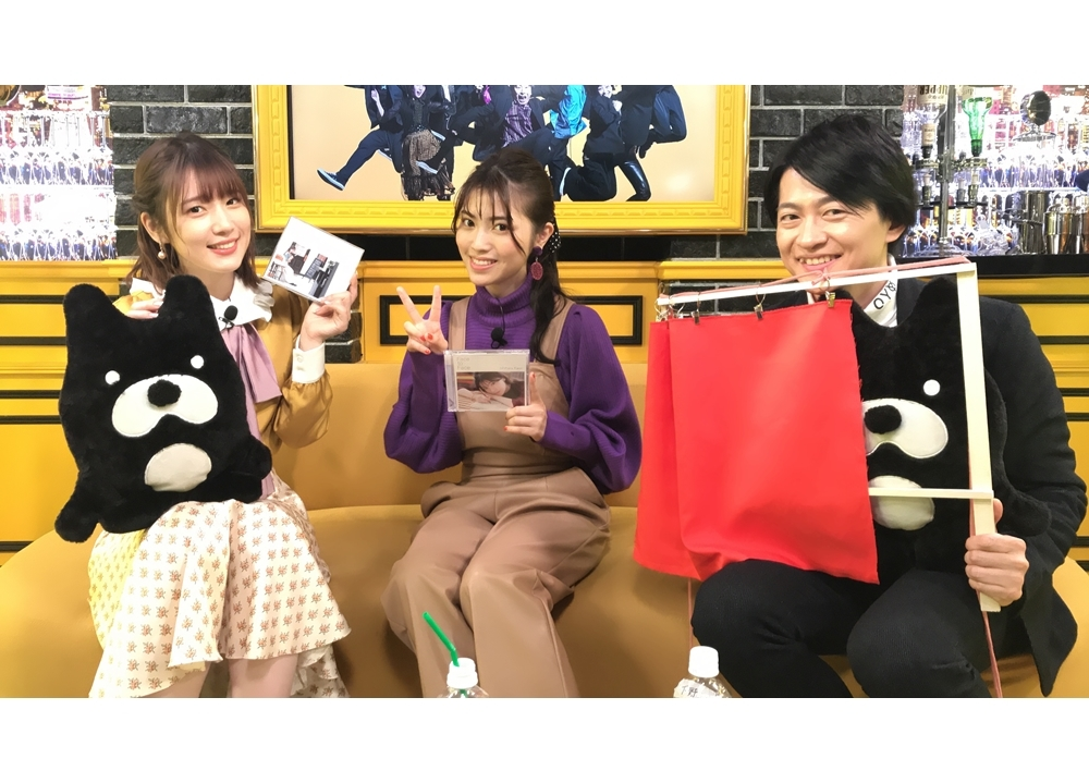 『声優と夜あそび【水:下野紘×内田真礼】#31』の公式レポート到着!