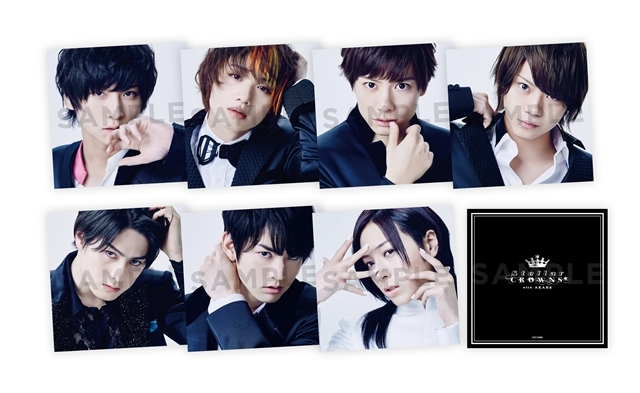 オリジナルドラマ『REAL⇔FAKE』より、Music CD「Cheers, Big ears!」の全曲試聴動画を公開!-2