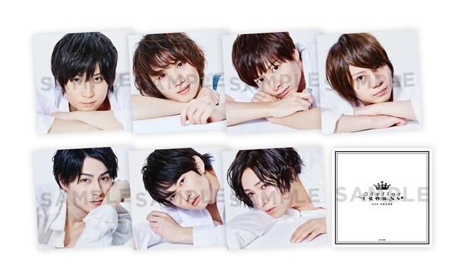 オリジナルドラマ『REAL⇔FAKE』より、Music CD「Cheers, Big ears!」の全曲試聴動画を公開!-3