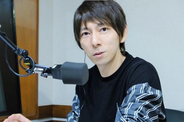 羽多野渉さんがとっておきのオカルトークを披露! ラジオ&オンデマンドコンテンツ連動番組『U-nite!羽多野渉の夜多話』番組レポート