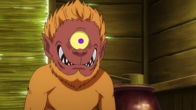 『ゲゲゲの鬼太郎』第81話「熱血漫画家 妖怪ひでり神」より先行カット到着! ひでり神(CV:江原正士)は、自分で描いた漫画を出版社に持ち込むが……