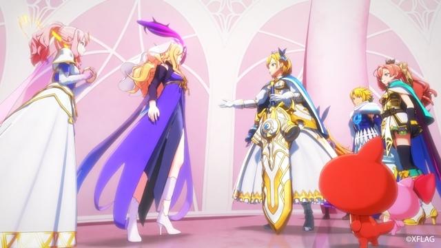 モンストアニメ最終章「エンド・オブ・ザ・ワールド」11/30よりYouTubeにて配信スタート! 関智一さん・堀江由衣さんら出演声優のコメントも公開