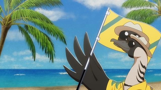 『アフリカのサラリーマン』第7話「アフリカの社員旅行」の先行カット到着、豊永利行さん・白石稔さんらゲスト声優4名発表! アニメイトでポスタージャックキャンペーンも実施