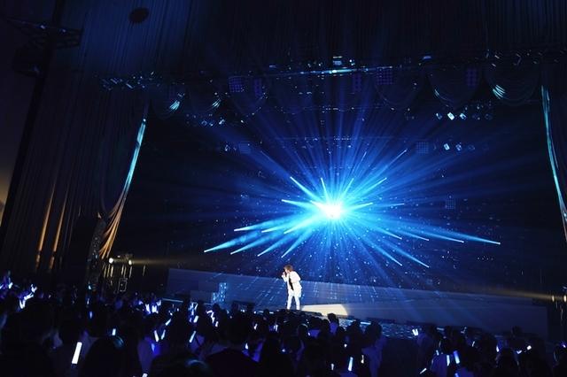 声優・内田雄馬さん、自身初の単独ライブツアー「OVER THE HORIZON」オフィシャルレポートが到着! さらに追加公演の開催も決定!!