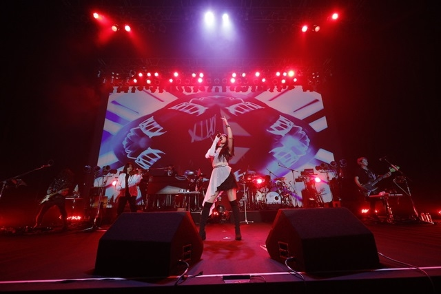 声優・茅原実里さんデビュー15周年記念ライブ「15th Anniversary Minori Chihara Birthday Live ~Everybody Jump!!~」の写真が到着!最新CDジャケット初公開など、新情報が続々解禁!-7