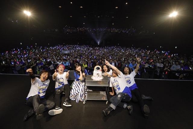 声優・茅原実里さんデビュー15周年記念ライブ「15th Anniversary Minori Chihara Birthday Live ~Everybody Jump!!~」の写真が到着!最新CDジャケット初公開など、新情報が続々解禁!-8