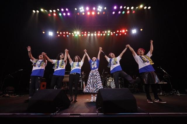 声優・茅原実里さんデビュー15周年記念ライブ「15th Anniversary Minori Chihara Birthday Live ~Everybody Jump!!~」の写真が到着!最新CDジャケット初公開など、新情報が続々解禁!-9