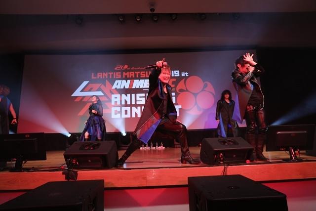 「ランティス祭り」ニューヨークオフシャルレポート到着! Guilty Kiss from Love Live! Sunshine!! Aqours、JAM Project、TRUE、ZAQの4組が出演し約3,500人が熱狂