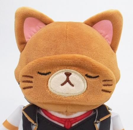人気シリーズ「withCAT」と『グランブルーファンタジー』がコラボ! アイマスク付きぬいぐるみキーホルダーが発売決定-5