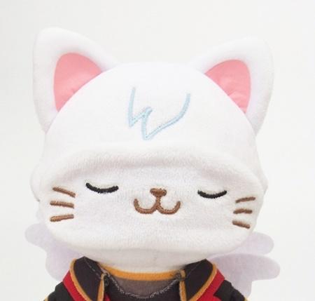 人気シリーズ「withCAT」と『グランブルーファンタジー』がコラボ! アイマスク付きぬいぐるみキーホルダーが発売決定-7