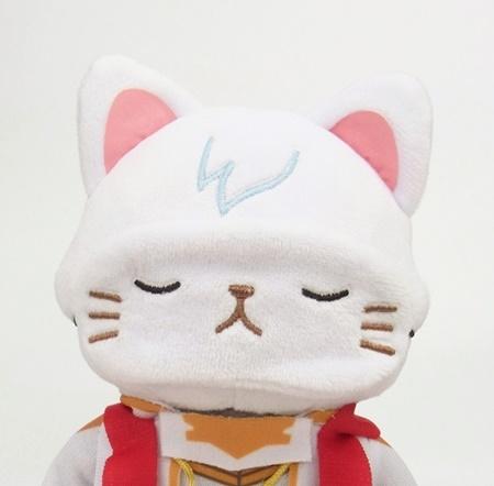 人気シリーズ「withCAT」と『グランブルーファンタジー』がコラボ! アイマスク付きぬいぐるみキーホルダーが発売決定-8