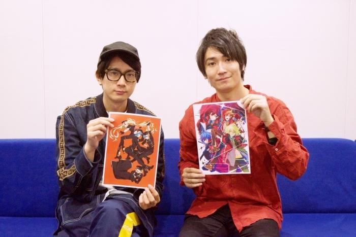 MC・坂泰斗さんとゲストの江口拓也さんが声優志望の人に一言アドバイスするとしたら? アプリ『星鳴エコーズ』ラジオ番組第26回目の収録模様をレポート-1