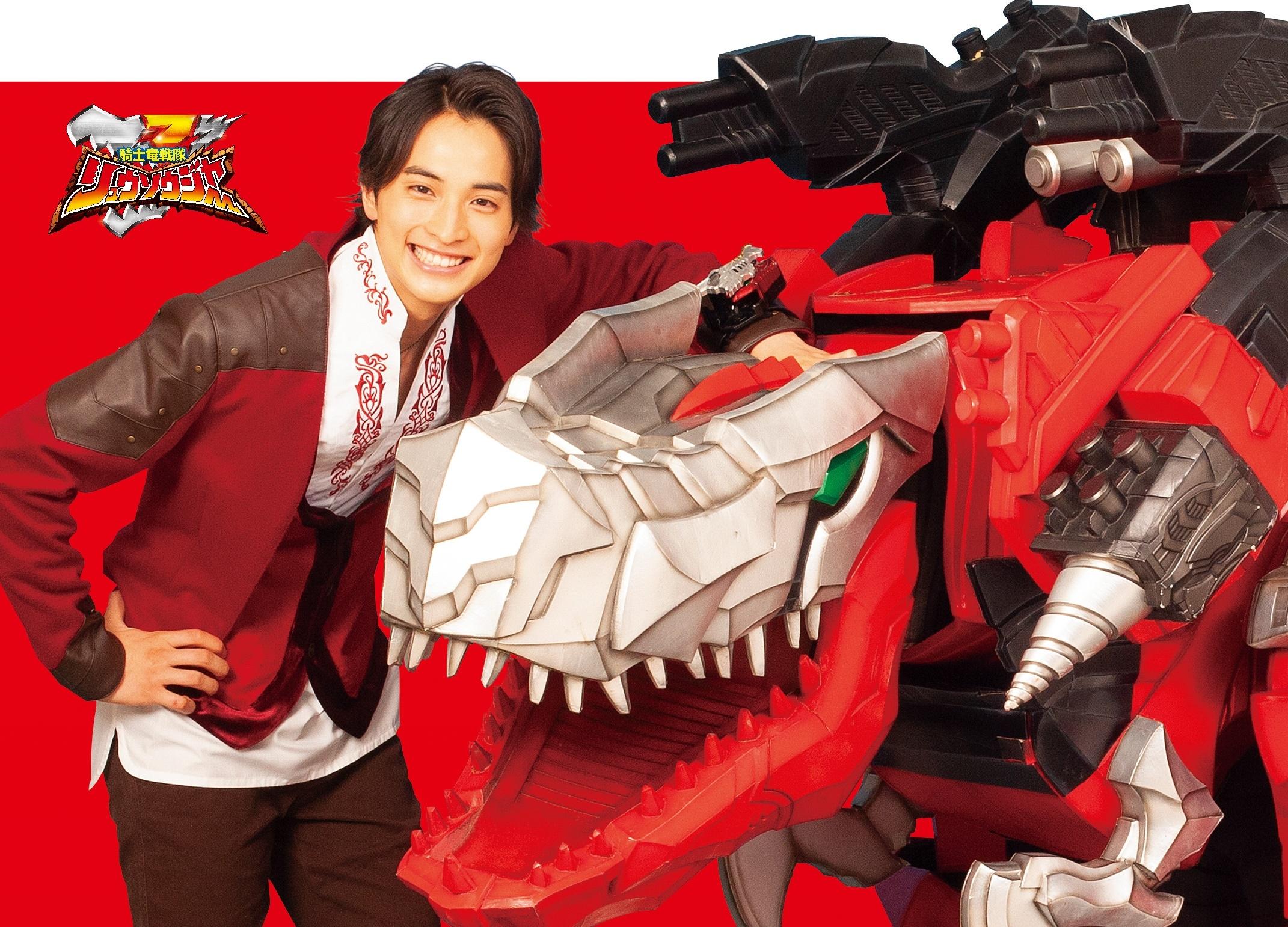 『騎士竜戦隊リュウソウジャー』ファンブックが11月20日(水)発売