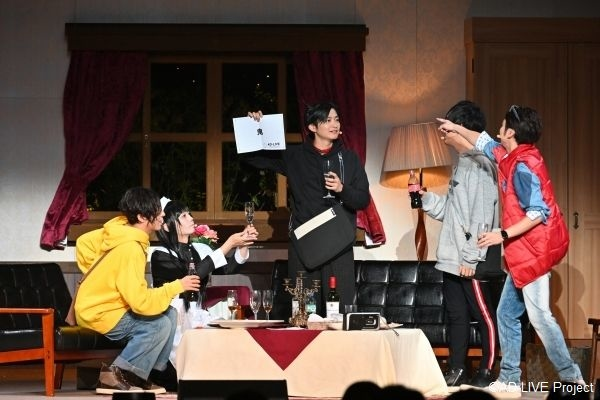 『AD-LIVE』10周年イヤー全20公演がCS放送ファミリー劇場にて初放送!  さらに鈴村健一さんによるオリジナルミニ解説番組も★-20