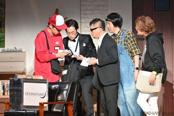 『AD-LIVE』10周年イヤー全20公演がCS放送ファミリー劇場にて初放送!  さらに鈴村健一さんによるオリジナルミニ解説番組も★-22