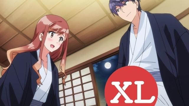 秋アニメ『XL上司。』11月24日(日)より放送の第8話「俺のはち切れそうな想い…受け止めてくれ。」のあらすじ・先行場面カットが公開!