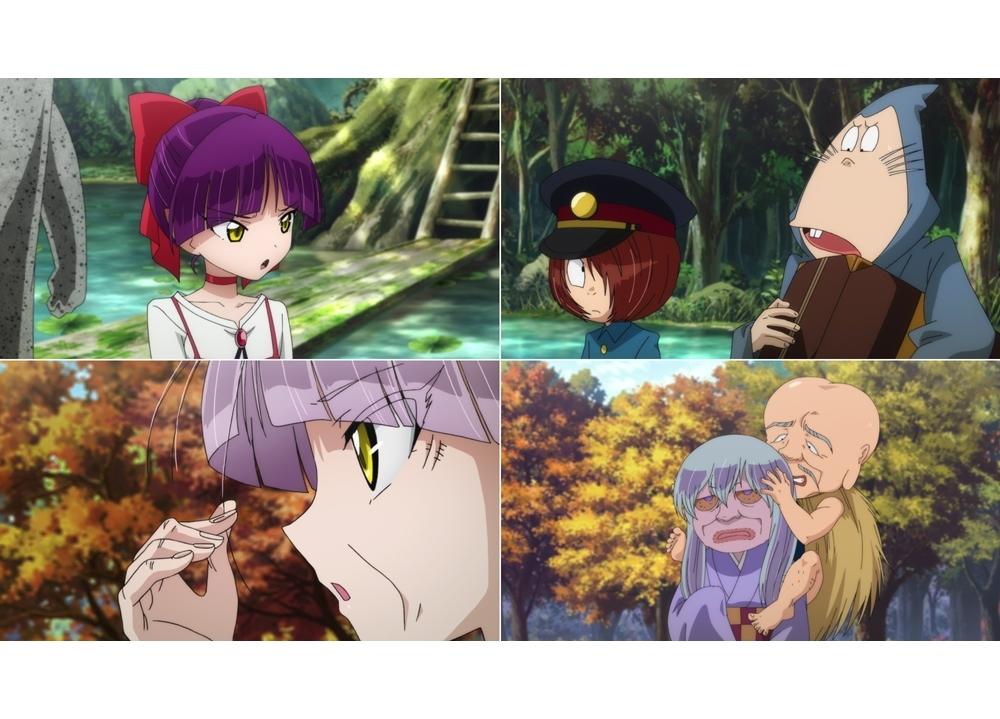 『ゲゲゲの鬼太郎』第82話「爺婆ぬっぺっぽう」の先行カット到着!