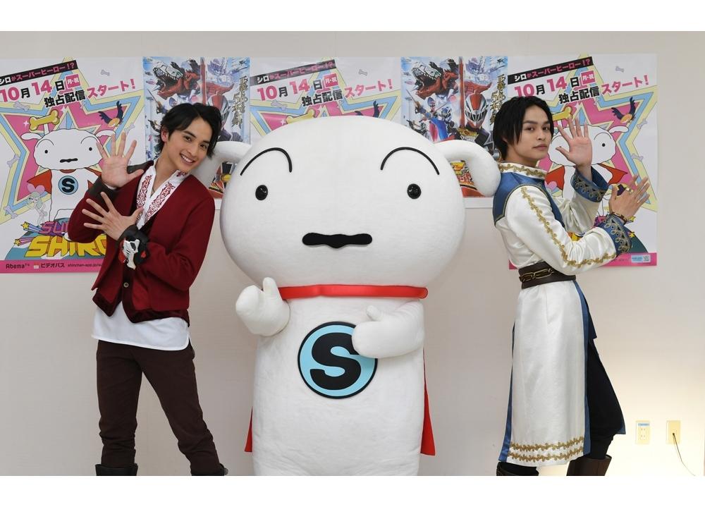 『騎士竜戦隊リュウソウジャー』×『SUPER SHIRO』コラボ動画公開!