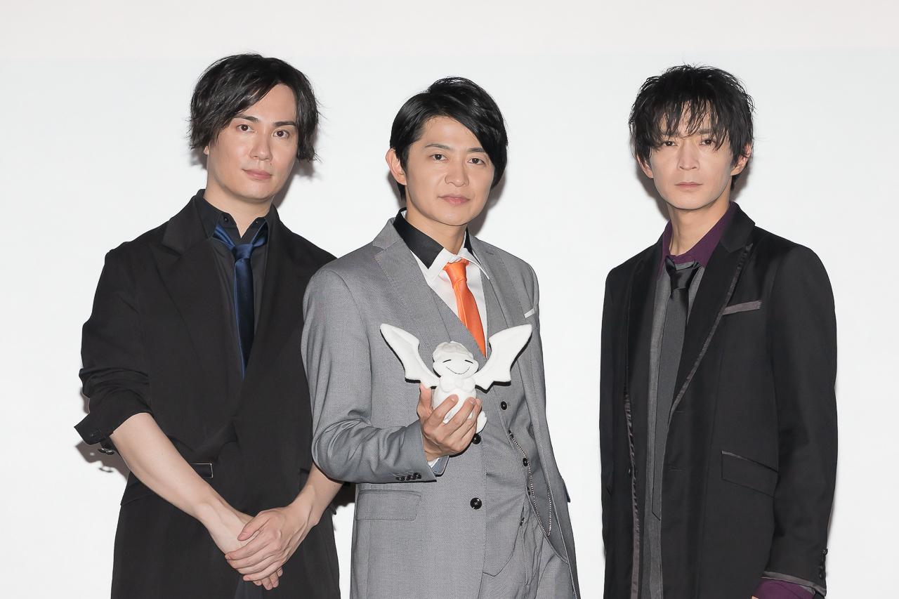 下野紘、津田健次郎、鈴木達央が登壇『トクナナ』振り返り上映会レポ