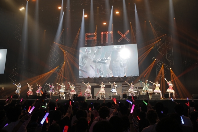 「ANIMAX MUSIX 2019 YOKOHAMA supported by スカパー」開催! GRANRODEO、fripSideなど総勢17組の豪華アーティストが大熱唱!-2
