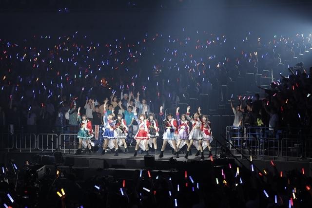 「ANIMAX MUSIX 2019 YOKOHAMA supported by スカパー」開催! GRANRODEO、fripSideなど総勢17組の豪華アーティストが大熱唱!-3