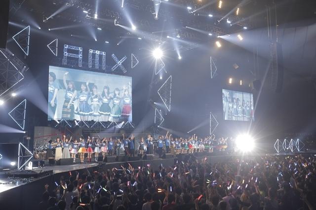 「ANIMAX MUSIX 2019 YOKOHAMA supported by スカパー」開催! GRANRODEO、fripSideなど総勢17組の豪華アーティストが大熱唱!-7