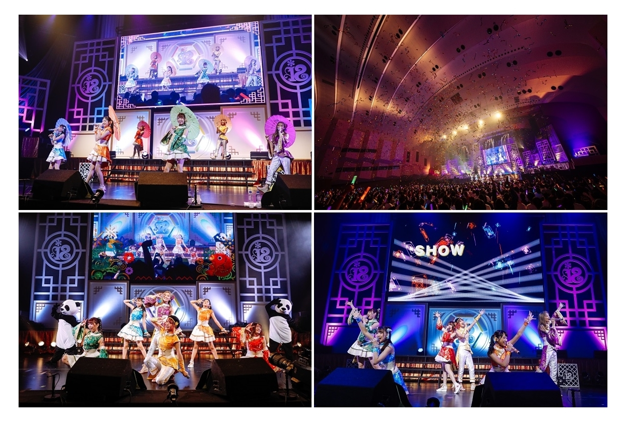 """i☆Ris""デビュー7周年記念ライブ公式レポ到着"