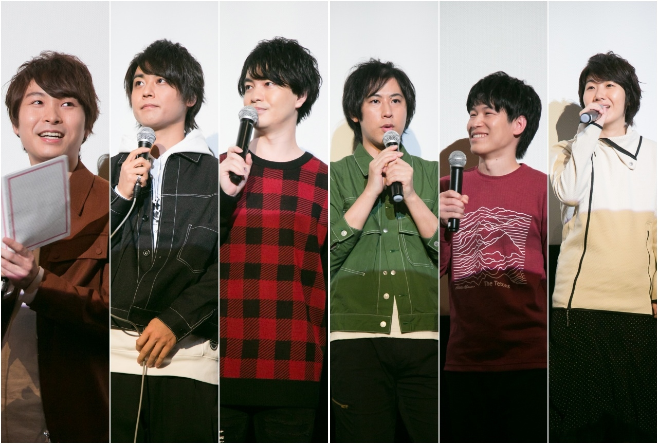 【AGF2019】声優男子ですが・・・?劇場版決定記念イベントレポ