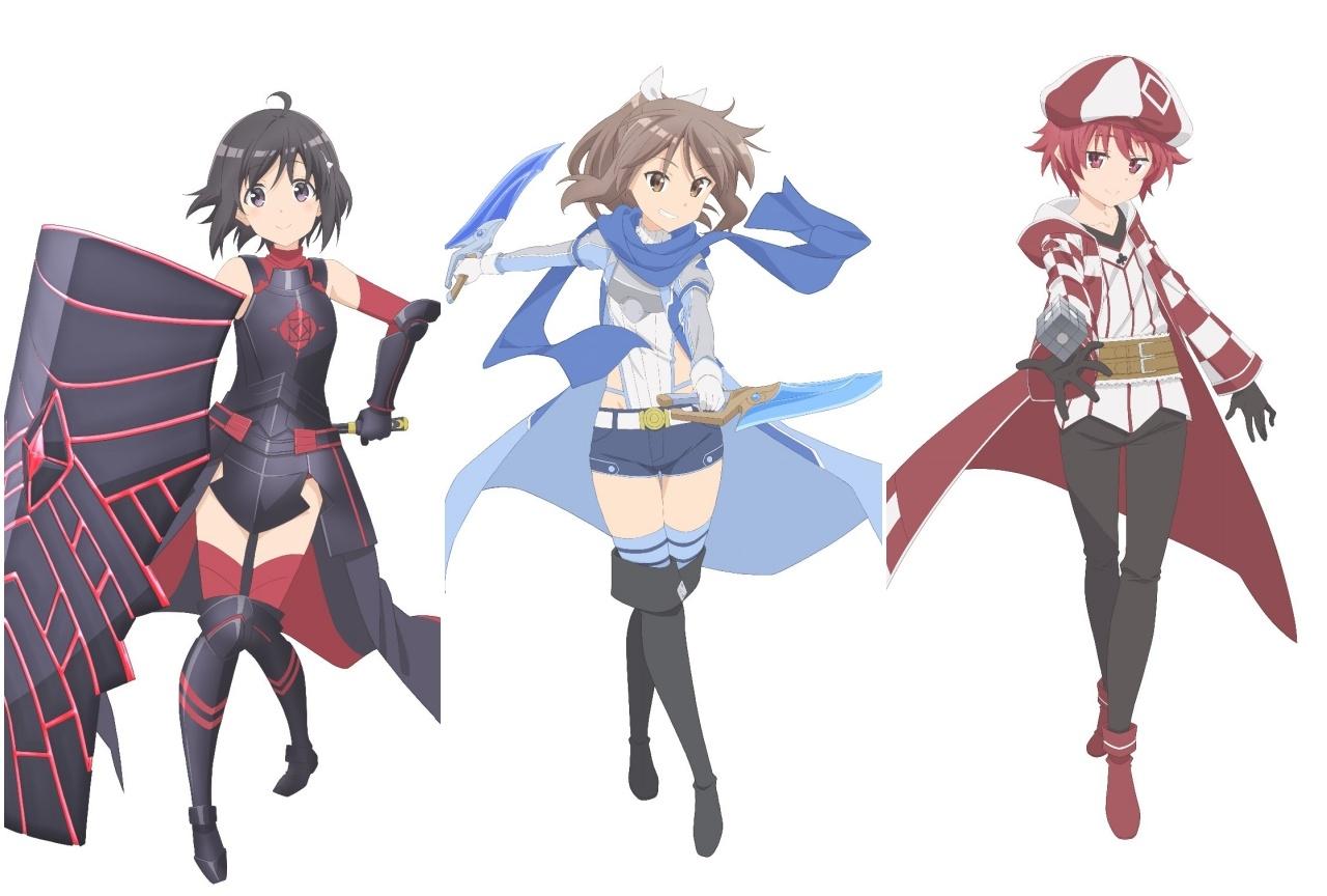 TVアニメ『防振り』2020年1月放送開始&追加声優に新井里美さん