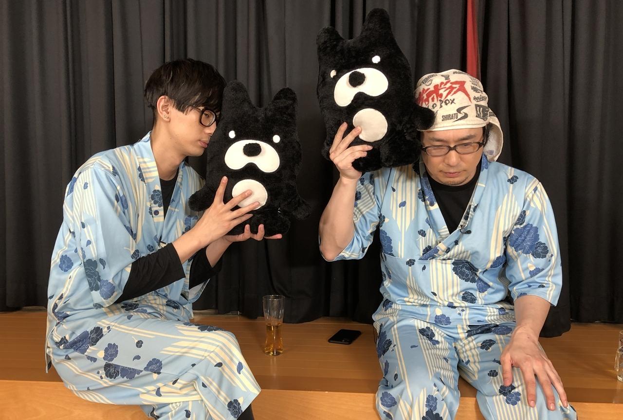 『声優と夜あそび【月:安元洋貴×江口拓也】#33』番組レポ