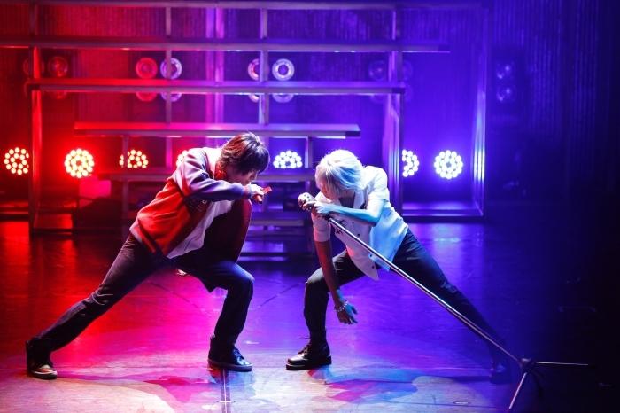 舞台『ヒプノシスマイク-Division Rap Battle-』Rule the Stage -track.1-公演レポート! ド派手にぶち上がる! 圧巻のラップバトルの画像-1