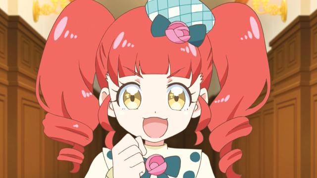 キラッとプリ☆チャン第86話カンペキ! わたくしのジュエルコーデ獲得計画ですわ! だもん!
