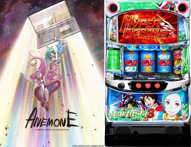 『交響詩篇エウレカセブン ハイエボリューション3』の劇場公開が2021年に決定!『ANEMONE』舞台挨拶付き上映イベントも開催-1