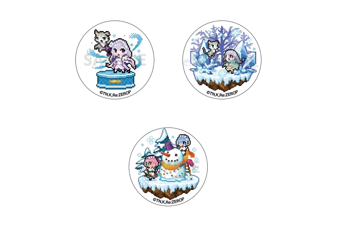 アニメ映画『リゼロ 氷結の絆』第5週目の入場者プレゼントが公開