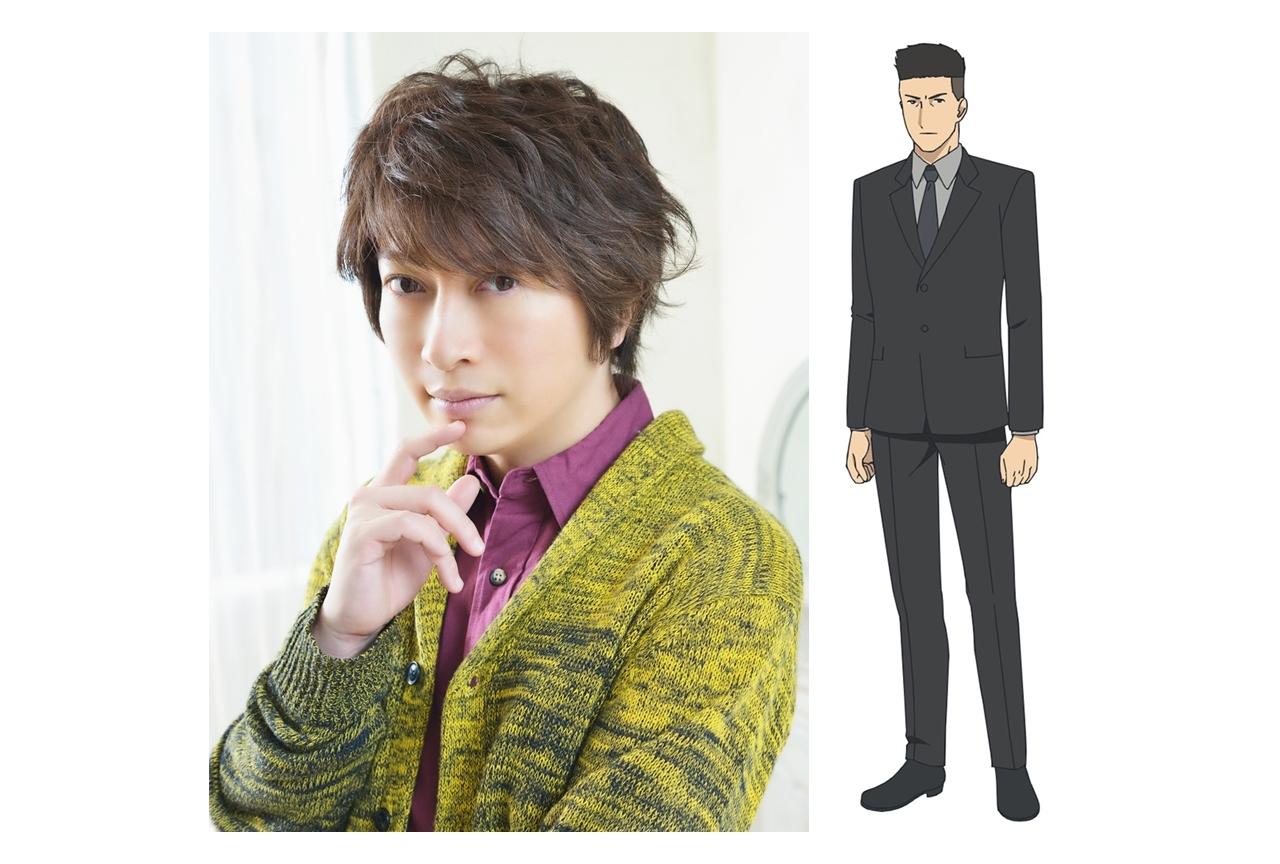 小野大輔が『デジモンアドベンチャー LAST EVOLUTION 絆』に出演決定