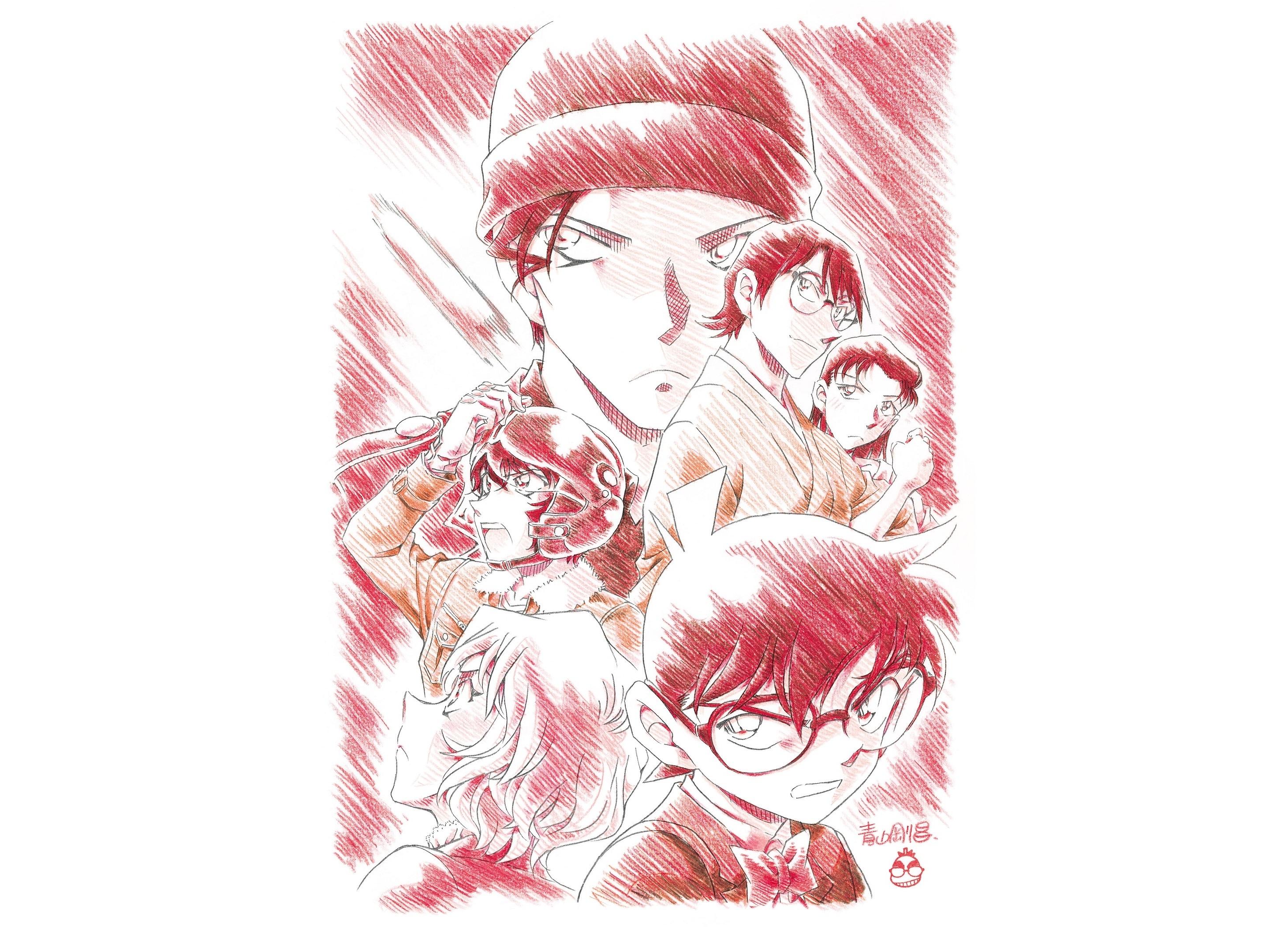 『名探偵コナン 緋色の弾丸』2020年4月17日(金)公開
