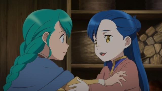 秋アニメ『本好きの下剋上 司書になるためには手段を選んでいられません』より、第11話「究極の選択と家族会議」のあらすじ&先行場面カットが到着!