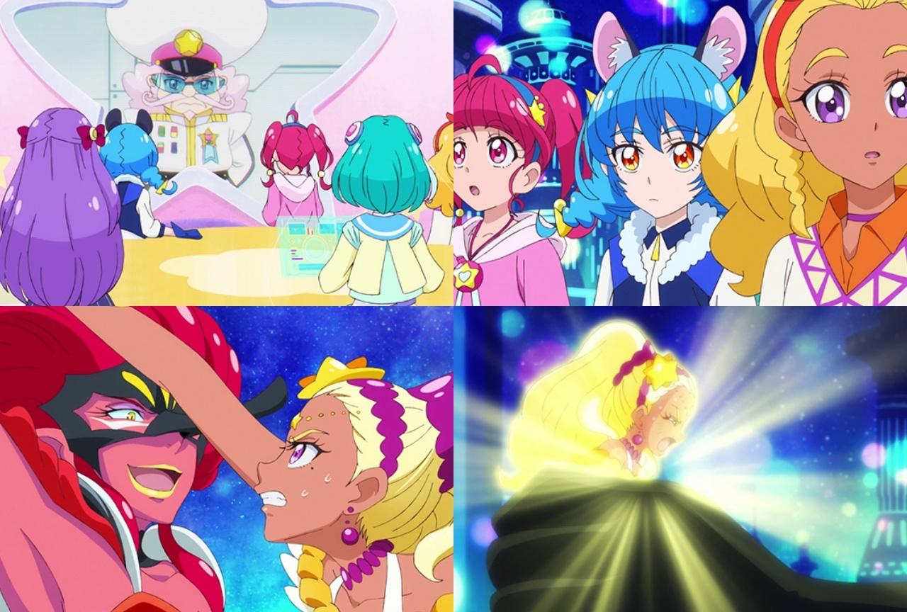 『スタプリ』第43話「笑顔への想い☆テンジョウ VS えれな!」より先行カット到着!