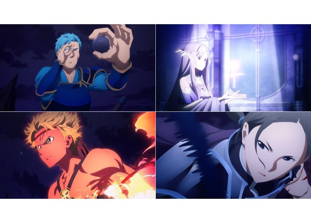 『SAO アリシゼーション WoU』第9話「剣と拳」の先行カット到着!