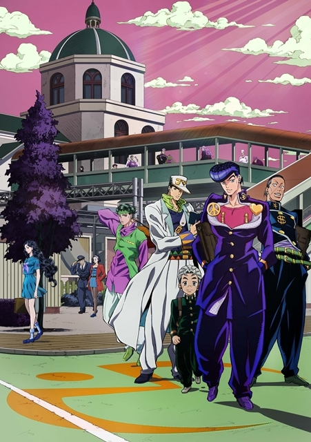 『岸辺露伴は動かない』全国六都市上映ツアー 奇譚見聞録の追加上映が、長崎で開催決定! 2020年4月29日には『ジョジョの奇妙な冒険 ダイヤモンドは砕けない』BD BOXが発売に-2