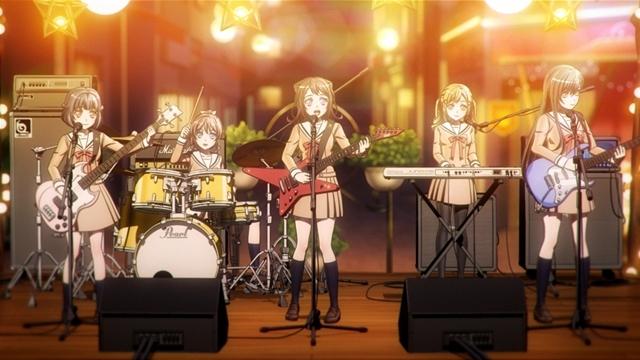 『BanG Dream!(バンドリ!)』×「キリン 午後の紅茶」コラボCM公開! 全編描き下ろし、初の企業コラボ楽曲「White Afternoon」も披露-15