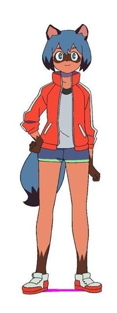 TVアニメ『BNA ビー・エヌ・エー』諸星すみれさん、細谷佳正さん出演決定! 第2弾キービジュアル、メインキャストコメント到着