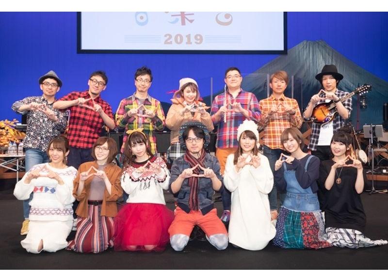 「ゆるキャン△音楽会2019」オフィシャルレポート到着