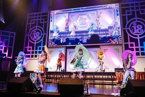 i☆Risが7周年記念ライブを開催!|パシフィコ横浜に5000名のファンが集結した「 i☆Ris 7th Anniversary Live ~七福万来~」レポートの画像-6