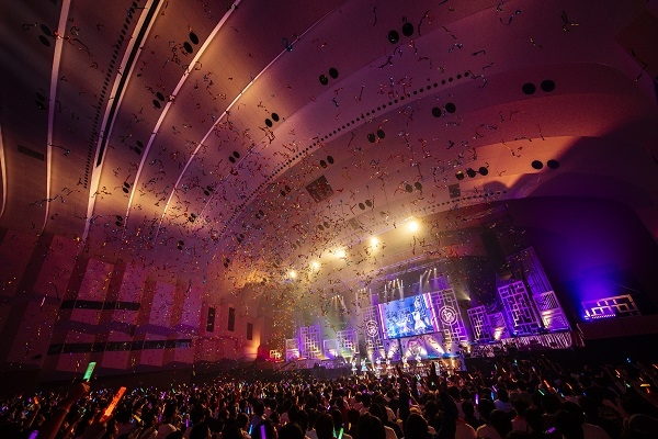 i☆Risが7周年記念ライブを開催!|パシフィコ横浜に5000名のファンが集結した「 i☆Ris 7th Anniversary Live ~七福万来~」レポート-11