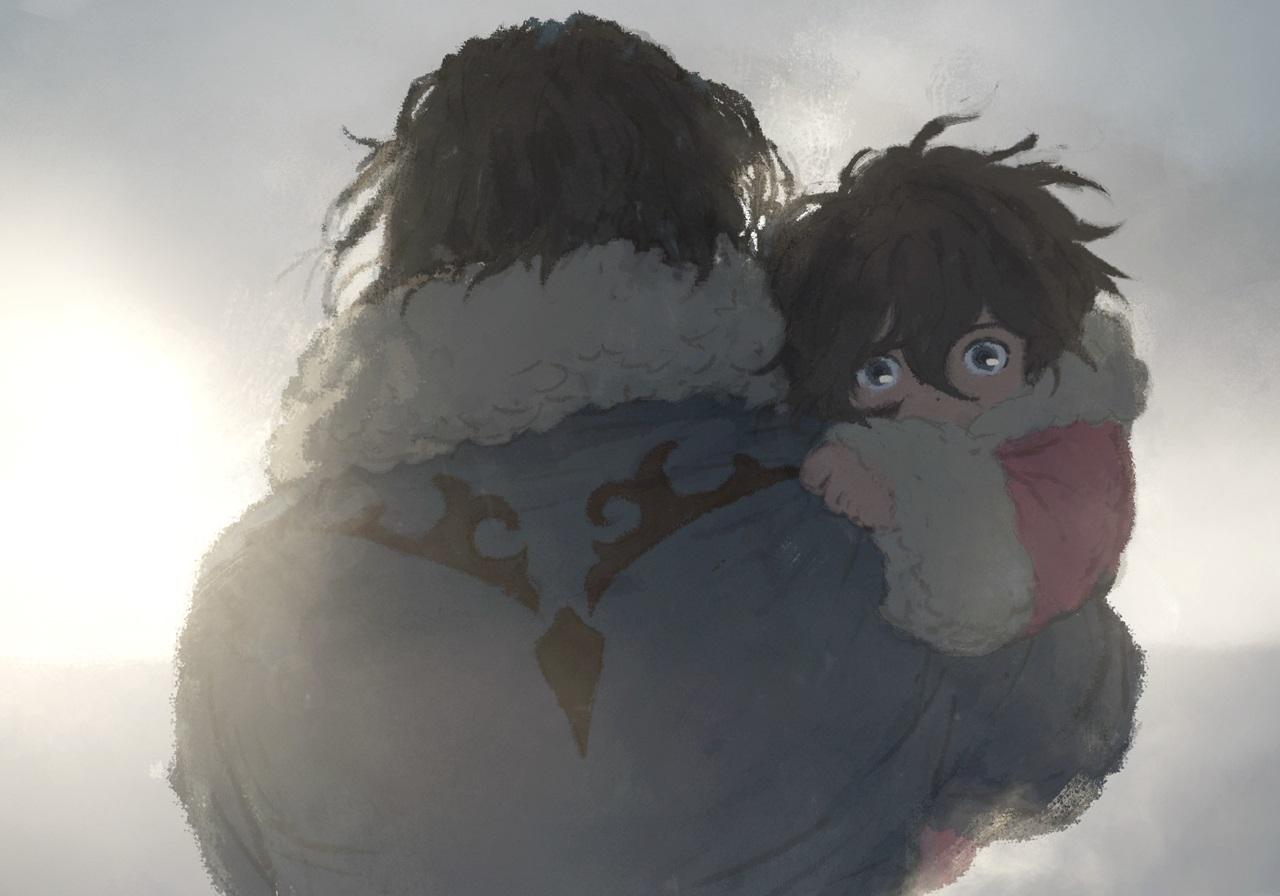 アニメ映画『鹿の王』公開日、スタッフ情報、イメージカット解禁